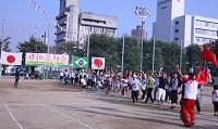 日伯運動会