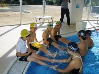 水泳教室その2