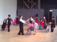 車いすダンス