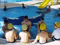 水泳教室その1