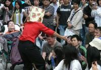 路上演劇祭浜松の写真