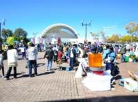 市民農業祭の写真